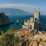 Замок Ласточкино гнездо Южный берег Крыма Экскурсии