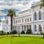 Ливадийский дворец Ливадия Ялта Крым
