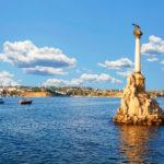 Памятник затопленным кораблям Севастополь Достопримечательности Экскурсии Крым
