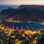 Вечер в Балаклаве Достопримечательности Крым