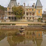 Массандровский дворец в Ялте Гид по Крыму