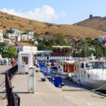 Набережная Балаклава Крым Гид по Крыму Экскурсии