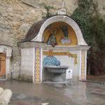 Источник в Свято-Успенском мужском монастыре Бахчисарай Гид по Крыму