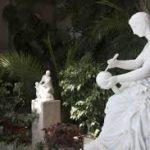 Скульптура в Ливадийском дворце