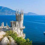 Замок Ласточкино Гнездо Гаспра Ялта Достопримечательности Крыма Лучшие экскурсии