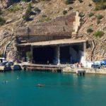 Балаклава Док для подводных лодок Экскурсии по Балаклаве