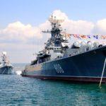 Черноморский Флот Севастополь Военный корабль