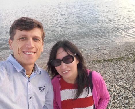 Гид по Крыму с гостьей из Вьетнама