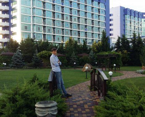 Отель Аквамарин в Севастополе Отдых в Крыму