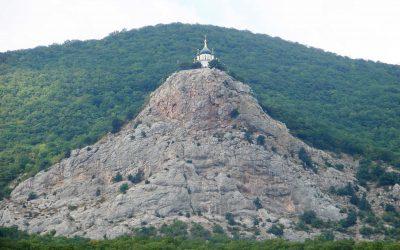 Форос Церковь на скале Видовые места Крыма с Гидом по Крыму