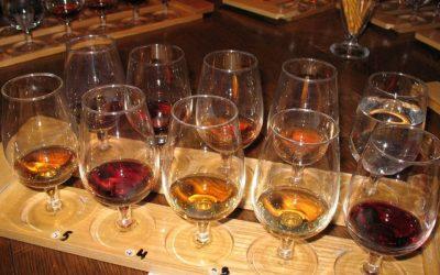 Дегустация вин на винзаводе Массандра