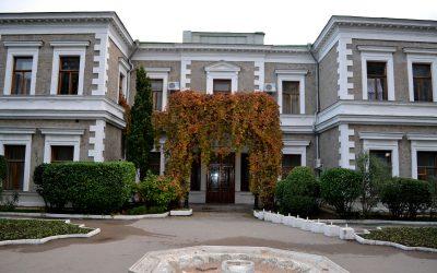 Дворец Кузнецова Южный берег Крыма Экскурсии