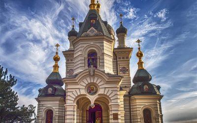Церковь Воскресения Христова в Форосе Достопримечательности Крыма