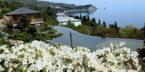 Парк Парадиз Парк Айвазовское Партенит Что посмотреть в Крыму