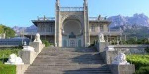 Воронцовский дворец Алупка Лучшие экскурсии